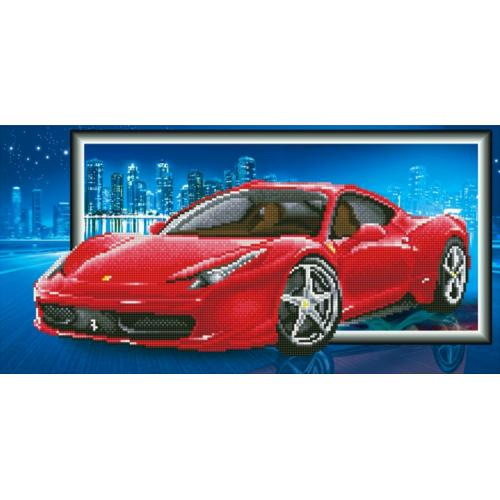 DD9.026 Diamond painting kit - Vroom!