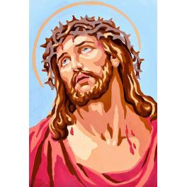 Diamond painting kit - Jesus Christ