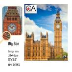ZTDE 643 Diamond painting kit - Big Ben