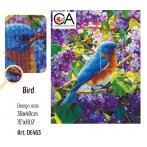 ZTDE 463 Diamond painting kit - Bird