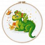 Cross stitch pattern - Dragon dreams