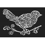 ONLINE pattern - Lace bird