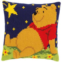 Cross stitch kit - Pillow - Winnie the Pooh
