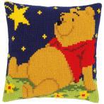 Cross stitch kit - Pillow - Winnie the Pooh