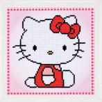VPN-0175280 Diamond painting kit - Hello Kitty