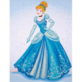 VPN-0173560 Diamond painting kit - Cinderella
