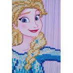 VPN-0173562 Diamond painting kit - Ice magic Elsa