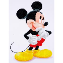 Diamond painting kit - Mickey Mouse