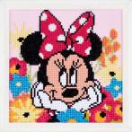 Diamond painting kit - Minnie daydreaming