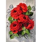 Diamond painting kit - Elegant roses