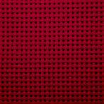 Canvas AIDA - density 32/10cm (8 ct) red 90x140 cm