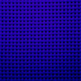 Canvas AIDA - density 32/10cm (8 ct) navy blue