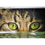 Diamond painting kit - Cat Lucky