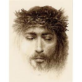 Cross stitch kit - Jezus