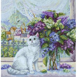 Cross stitch kit - Spring mood
