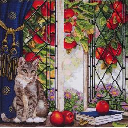Cross stitch kit - Early autumn