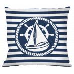 Cross stitch pattern - Pillow - Boat
