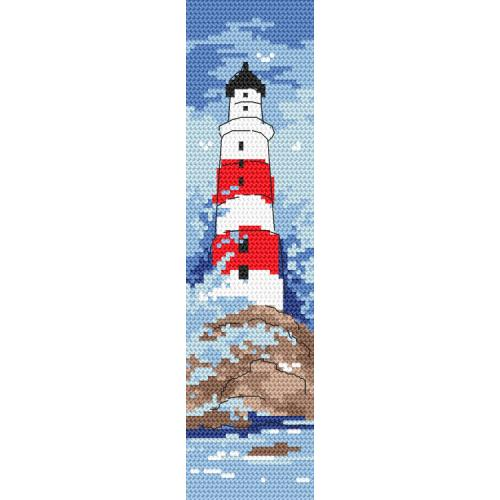 Cross stitch pattern - Bookmark - Memory from the holidays