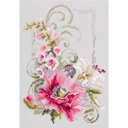 Cross stitch kit - Happy March