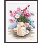 Tapestry canvas - Country bouquet
