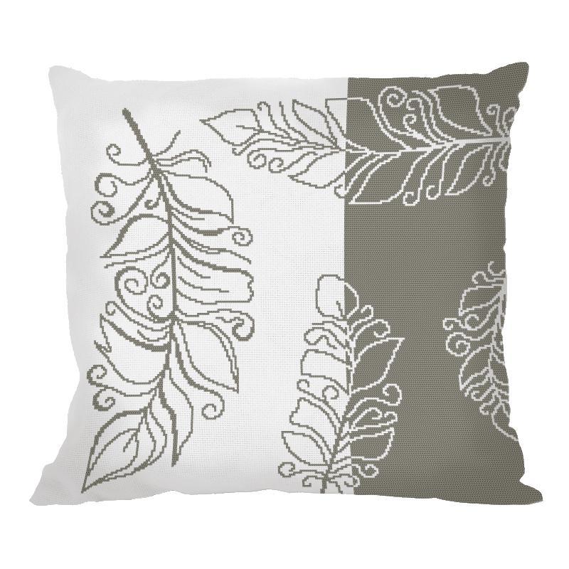 Cross Stitch Pattern Pillow Lace Elephant