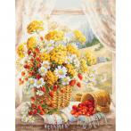Cross stitch kit - Honey flavor