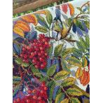 Cross stitch kit - Colourful rowan