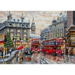 Cross stitch kit - London