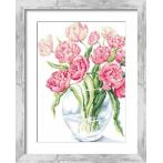 Tapestry canvas - Fabulous tulips