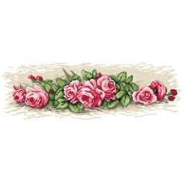 Online pattern - Roses