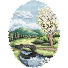 Online pattern - Spring