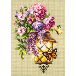 Cross stitch kit - Light of hope