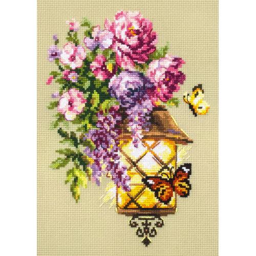 Cross stitch kit - Light of hope