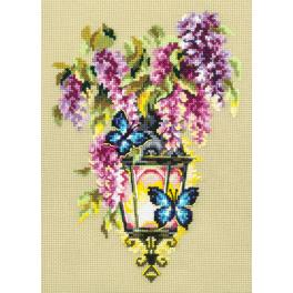 Cross stitch kit - Light of love