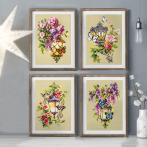 Cross stitch kit - Light of inspirations