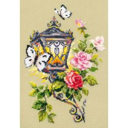 Cross stitch kit - Light of allure