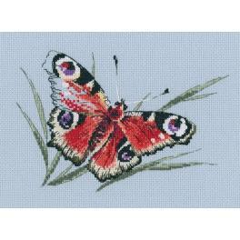 Cross stitch kit - Summer beauty