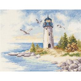 ALI 3-26 Cross stitch kit - Lighthouse