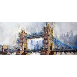 NHD 1501 Kit with beads - Legendary London Bridge