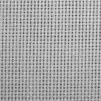 AIDA 54/10cm (14 ct) - sheet 15x20 cm grey