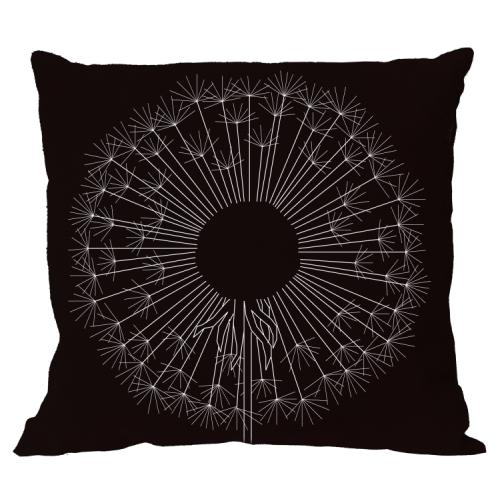 Cross stitch kit - Pillow with dandelion I
