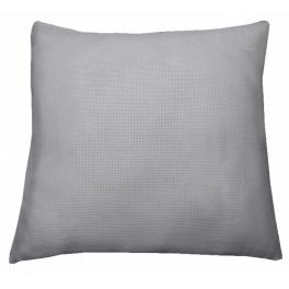 Pillow 40x40 cm, 14 ct grey