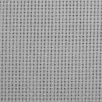 989-12 Pillow 40x40 cm, 14 ct grey