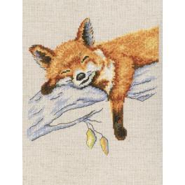 Cross stitch kit - Autumn dream