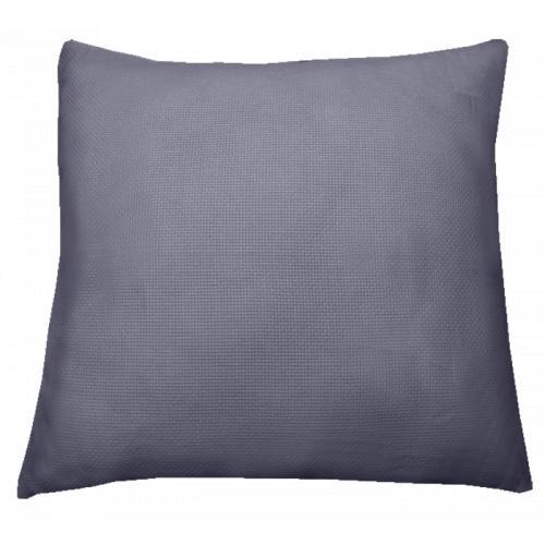 Pillow 40x40 cm, 14 ct graphite
