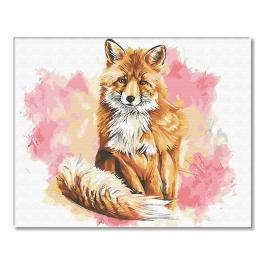 GX31009 Painting by numbers - Beauty fox