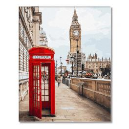 GX26716 Painting by numbers - London symbols