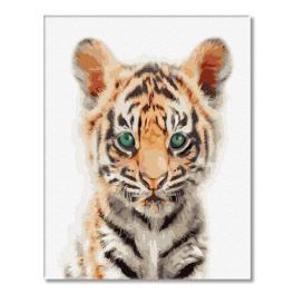 GX32146 Painting by numbers - Little tiger