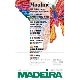 FK 123 MADEIRA book of colours