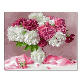 GX25351 Painting by numbers - Bouquet of peonies